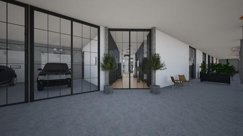 SoftLoft_Entry - Garden  - by lovasemoke
