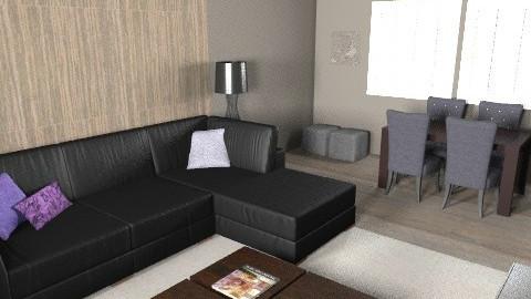 a5 - Modern - Living room  - by NicInc