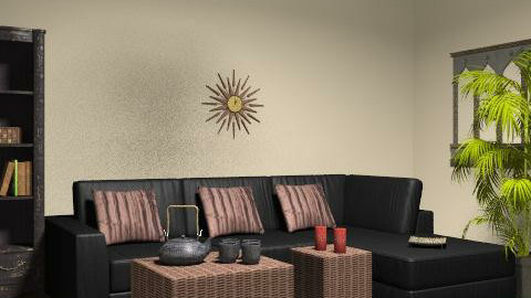 Brownie - Glamour - Living room - by MagnifiquE