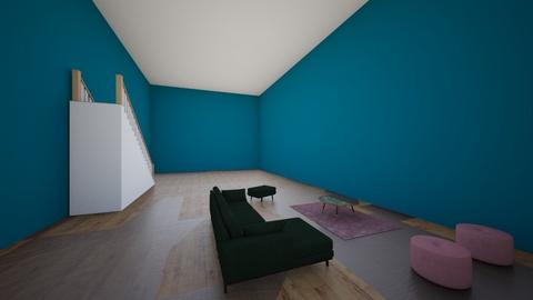 intd2300 terrace house 1 - by tianna mugerwa