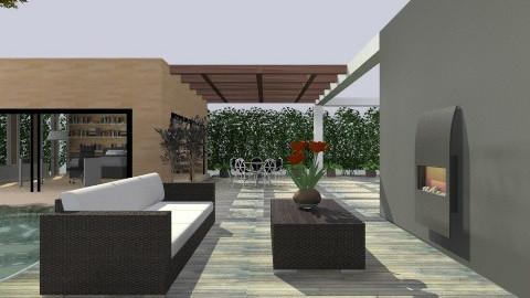 indoor outdoor - Modern - by mire roig