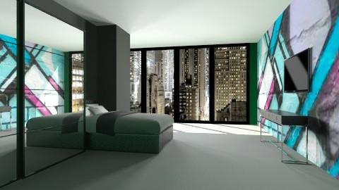 Modern Teenager - Modern - Bedroom - by so_lejit135