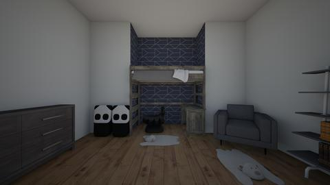 Art 8 - Kids room - by Slow as a Sloth