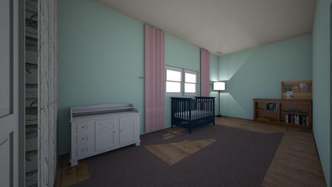 Nursery1 - Kids room  - by kgeunincehdayrd