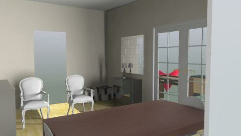 salle manger - Dining Room  - by johanne