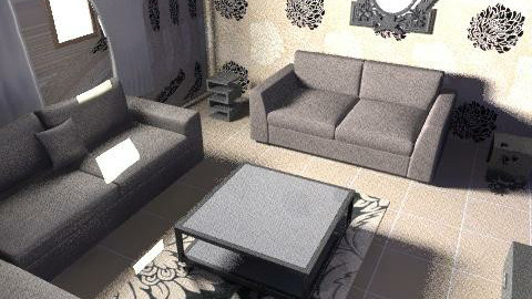 Brownzzz - Modern - Living room - by The Designer