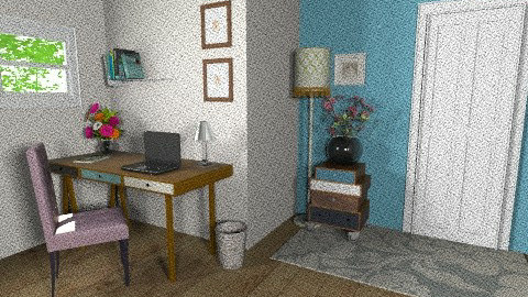 office - Eclectic - Office  - by tonirsweet
