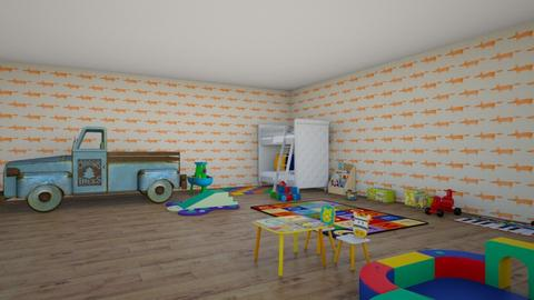 Kid dream room - Modern - Kids room  - by deleted_1549998200_WolfRat