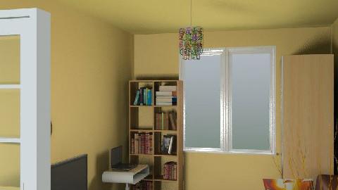 Идея моей комнаты2 - Country - Living room  - by cosmorelax