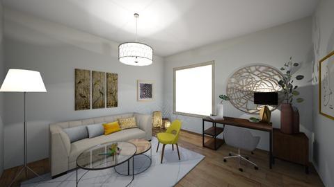 test - Eclectic - Living room - by lesniakk