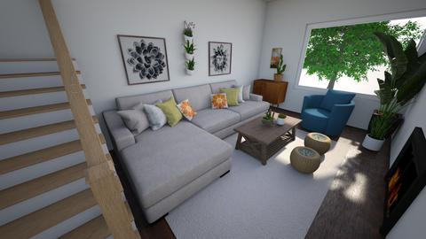 LS for Krystal and Art - Living room  - by TheDutchDesigner