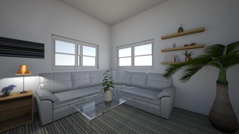Line room - Modern - Living room  - by emmavohs01
