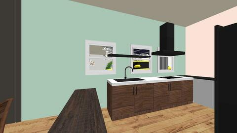 my home2 - Living room  - by muthukumar r