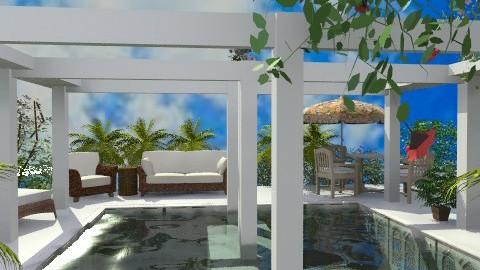 Deep Water - Modern - Garden - by Bibiche