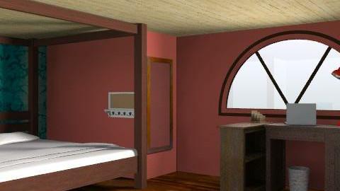 SoftLoft - Rustic - Bedroom  - by Jen_1985