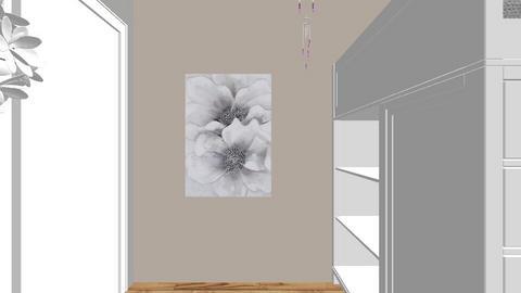 dorm room - Bedroom  - by sweazchl