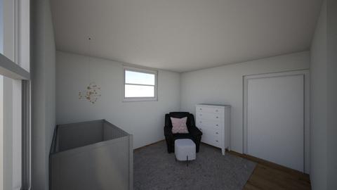 Baby Olberding - Kids room  - by alexklevine