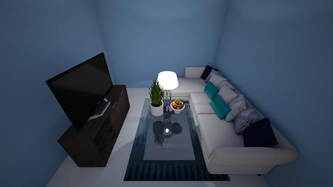 Yayx2 Living Room - Living room  - by Yay x2 Design