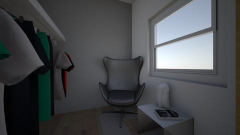 Dream Room - Minimal - Bedroom - by Harryengland