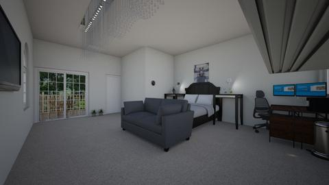 Roomstyle - Modern - Bedroom  - by pornnatcha
