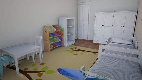 kids room 3 - Kids room  - by janag1234