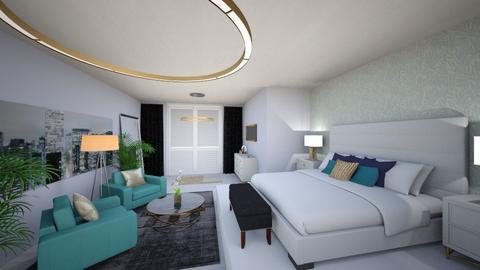 Sassy yet classy - Modern - Bedroom - by CryMic69
