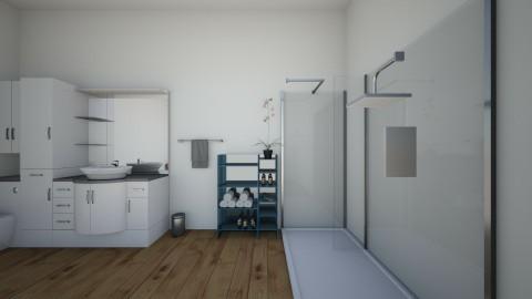 bath - Modern - Bathroom - by Partha Ghosh
