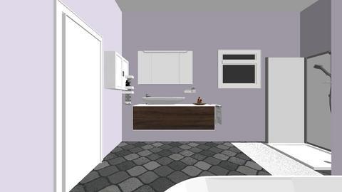 Master Bathroom - Bathroom  - by EmJayAch