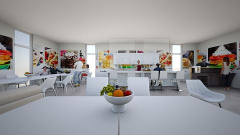 Pancake House - by Sparkle_Design