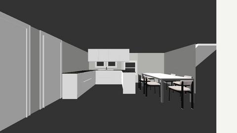 Bellaterra_Cucina_Proj3 - Kitchen  - by GianluEnza