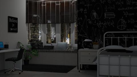 Smarter - Bedroom  - by RaeCam