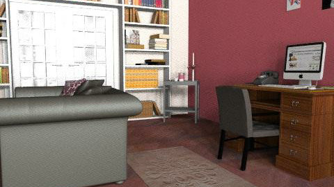 Office/Appartment - Modern - Office  - by colleenod25