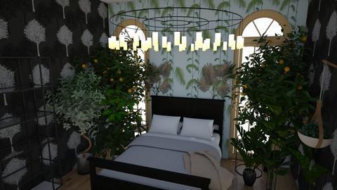 bedr1 - Bedroom - by MistyMilk