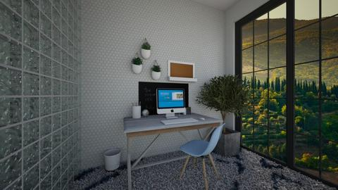 Simple Office - Minimal - Office  - by helsewhi
