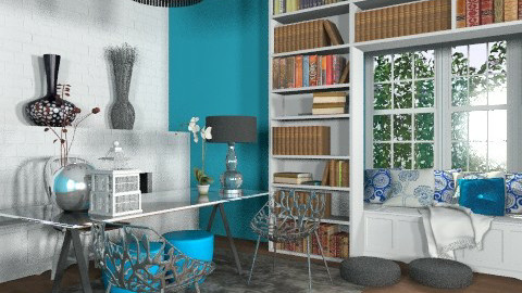 mixes - Modern - Office  - by dominicjames
