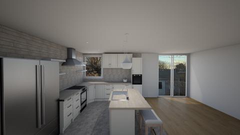 Kitchen  - Kitchen  - by leamarcouxdesign
