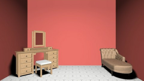 Dressing Room Hermia - Vintage - by Jessie Clites