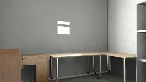 Megan Range - Minimal - Office  - by mrange03