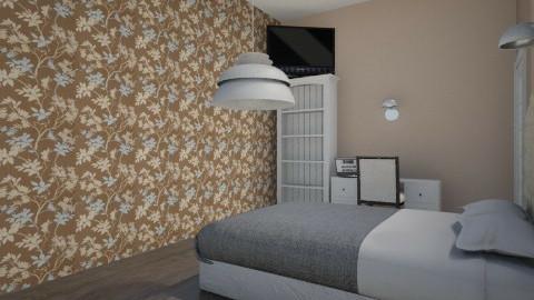 house - Minimal - Living room - by amarah