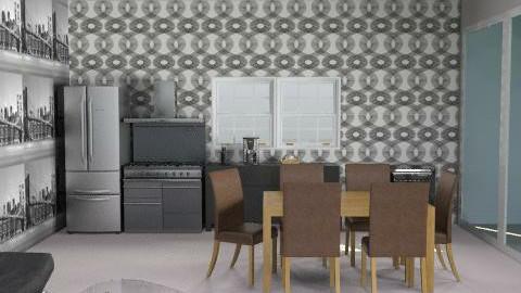 kkkitchen - Classic - Kitchen  - by kingtian