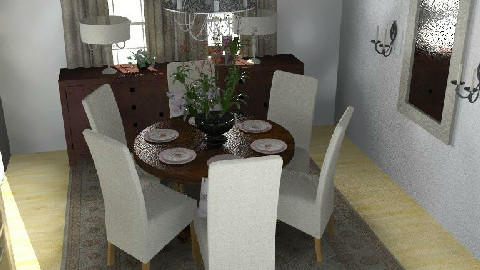 Formal Dining Room2 - Dining Room  - by lmbenin