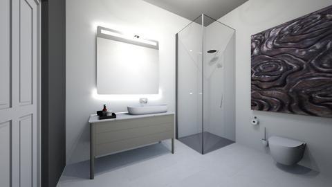my dream bedroom - Bedroom  - by Sapphire10