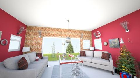 The Ultimate Christmas - Modern - Living room - by Yimika Adebayo
