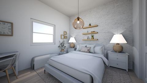 Gabys Room - Bedroom  - by pcsalazar