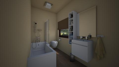 Kyrewood Bathroom - Bathroom  - by CassW