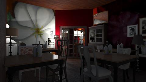 Georgia Okeefee restauran - by ilikalle