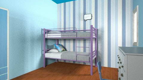 babay room  - Country - Kids room - by user_7726096