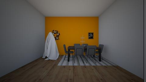 halloween  - Dining room  - by ashleydugas