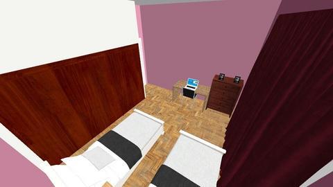 Matias Rodriguez - Classic - Bedroom - by matirodriguez1998
