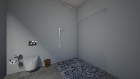 Project 5 Part 1 - Bathroom  - by Mpumie